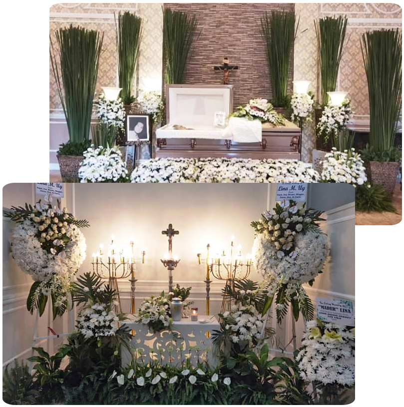Affordable Funeral Flowers in Davao